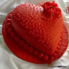 Happy Birthday Heart Cake Images Love Birthday Cakes
