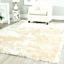 white fur rug rugs faux fur rug white white faux fur rug small round faux white fur rug