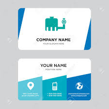 Water Tank Design Water Tank Business Card Design Template Visiting For Your Company
