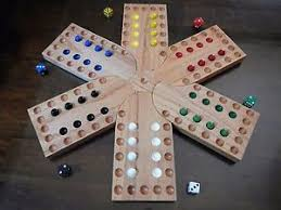 Beautiful Wooden Marble Aggravation Game Board Aggravation Game Board Storage Friendly Oak eBay 4