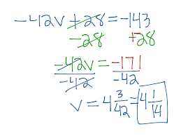most viewed thumbnail two step equations with fractions