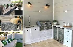 Diy Ideas How To Build An Outdoor Kitchen Modularwalls