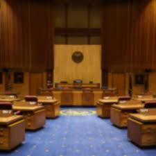 the new arizona state senate chambers were dedicated on march 7th 1960