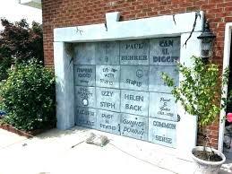 garage door covers garage door decorations door covers door decoration garage door decorations plastic garage door covers