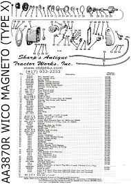 john deere 2 cyl tractor oldjdforyou parts john deere h parts john deere h parts catalog wico x magneto