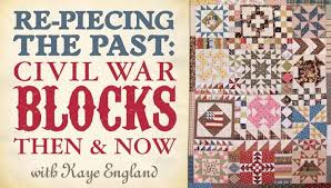 Re-Piecing the Past Quilting Class | Craftsy & Preview Adamdwight.com