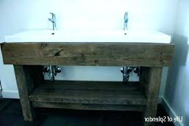 wooden towel ring rustic sink bowl bathroom vanity brushed nickel holder single round unique white ideas