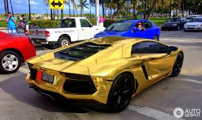 lamborghini veneno gold chrome. lamborghini veneno rainbow project au79 an outrageous aventador lp700 gold chrome