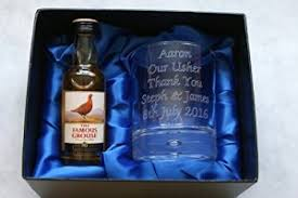 famous grouse personalised whiskey gift set