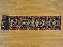 details about 3 x22 xl runner hand knotted 100 percent wool karajeh oriental rug g24760