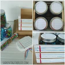 mason jar caddy plus 10 of the best diy back to school ideas awesome ways