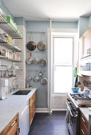 Small Picture Small Kitchen Design Ideas Worth Saving Galley kitchens 30