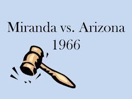 m da vs arizona ppt 1 m da vs arizona 1966