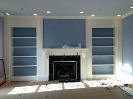 fabulous bookcases built in bookcase fireplace ideas for shelves around dm32