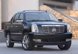 2007 Cadillac Escalade EXT Review - Gallery - Top Speed