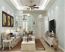 Behang Voor Slaapkamer Behangpapier Modern Romantisch Leuk Mooi