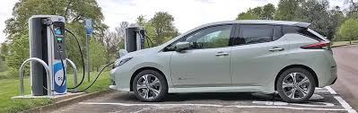 national and regional ev charging networks