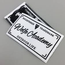 Clothing Tag Label Design 300 Clothing Labels Custom Woven Clothing Labels Woven Clothing Tags Custom Clothing Labels Custom Fabric Tag Custom Labels For Garment