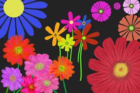 ガーベライラスト 無料で使える可愛いお花の素材集ガーベラはフレーム
