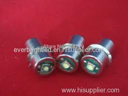 dewalt flashlight 18v. p13.5s 3w cree led flashlight bulb 5-18v for maglite dewalt 18v