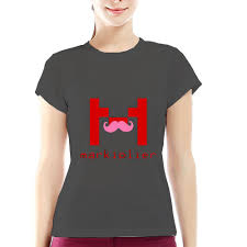 Custom Women T shirt Markiplier Logo