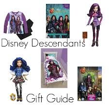 disney descendants gift guide