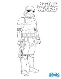 Stormtrooper Coloring Pages Star Wars Storm Trooper Colori On