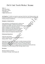 Daycare Worker Resume Interesting Daycare Resume Examples Daycare Worker Resume Sample Yumdesignme