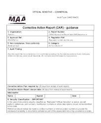External Audit Report Template Unique Picture Templates Iso