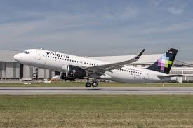Airbus Delivers North Americas First A320neo To Volaris