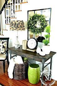 round foyer table decor entryway table decor ideas entry way decor round foyer table decorating ideas