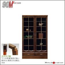 rail sideboard 90 glass door cabinets solid living board hinged door living storage open door style house furniture wooden kitchen shelf japan cupboards