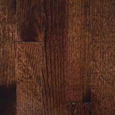 oak dark chocolate hardwood floors
