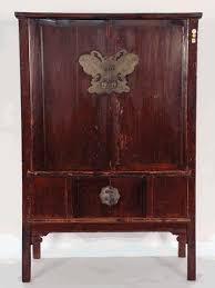 asian inspired furniture. antique asian furniture chinese 4door cabinet with butterfly plate from southern china inspired r