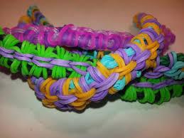 Mini Loom Designs Mini Side Wrapped Around Bracelet Tutorial Rainbow Loom