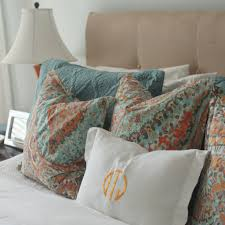 Teal And Orange Bedroom Behind The Design Our Its Just The Nearness Of You Print In