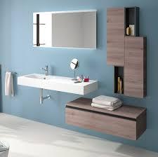 Bathroom base cabinet / wall-mounted - SPIRIT 1000 - Salgar