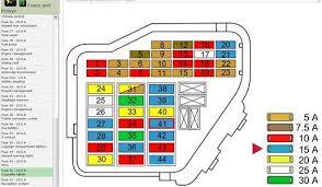 skoda yeti fuse box diagram skoda wiring diagrams online
