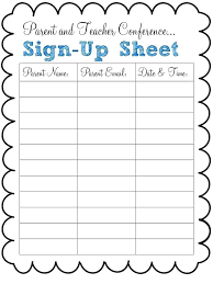 Sign Up Sheet Template With Time Slots Sign Up Sheet Template Excel Carpool Event Microsoft Word In
