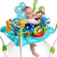 amazoncom  disney baby finding nemo sea of activities jumper  baby
