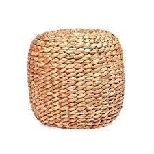 ikea rattan pouf round wicker ottoman medium size of coffee table round rattan coffee table wicker
