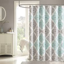 modern shower curtain ideas. Modern Shower Curtain Contemporary Curtains Uk Ideas Orange Track Chrome Rod Bathroom Category With Post Marvellous N