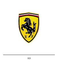 The Ferrari Logo History And Evolution