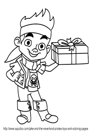 Small Picture Best Jake The Pirate Coloring Pages 18 For Your Line Drawings with