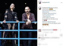 Sahne kıyafetiyle dikkat çekti! Hande Yener'den Gülşen'e destek - Son  Dakika Magazin Haberleri