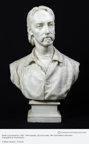 <b>Robert Louis Stevenson</b>, 1850 - 1894. Essayist, poet and novelist ...