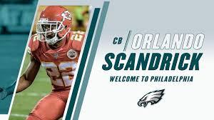 Eagles Sign Cb Orlando Scandrick