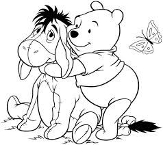Small Picture Printable Winnie the Pooh Coloring Pages Coloring Me