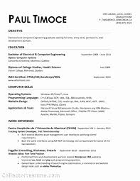 Resume Format For Year Experienced Mechanical Engineer It Download