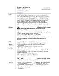 Resume Template Word 2003 Resume Example Collection